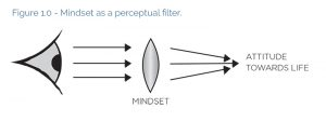 Figure 1.0 - Mindset as a perceptual filter